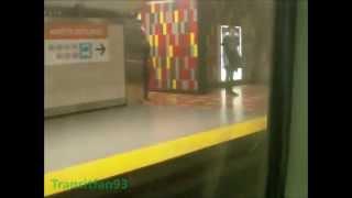 Montreal Metro Ride: Pie Ix To Lionel Groulx