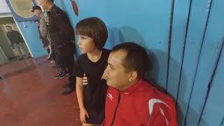 настольный теннис Николаев 09.12.2018 Нагорняк Vs Кривошея