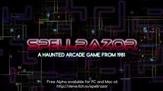 Spellrazor Game Trailer