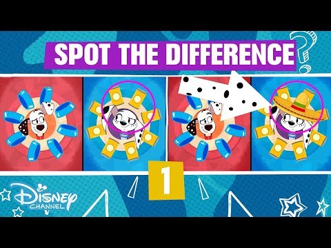 101 Dalmatian Street | GAME - Spot the Difference!