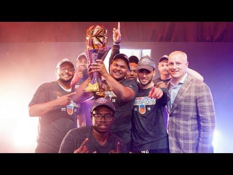 NBA 2K League Finals Game 2: Knicks Gaming Tops Heat Check Gaming to Win Championship