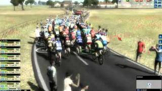 Pro Cycling Manager 2010 Gameplay BR