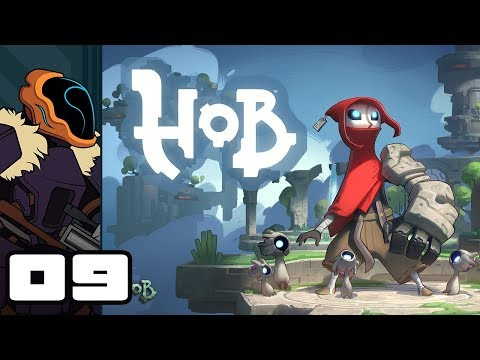 Let's Play Hob - PC Gameplay Part 9 - Water World