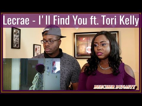 Lecrae - I'll Find You ft. Tori Kelly | Couple Reacts