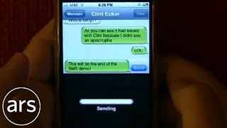 Скачать Flashback SMS On The Original IPhone