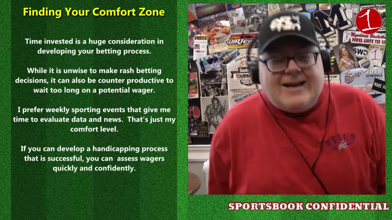 SPORTSBOOK CONFIDENTIAL: How much time should you put into handicapping? (podcast)