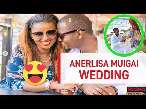 Anarlisa Muigai Wedding Ben Pol Video And Photos