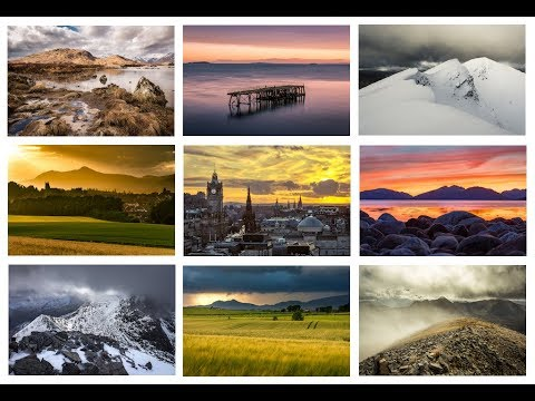 Scotland - visit those places. My gallery 16/17