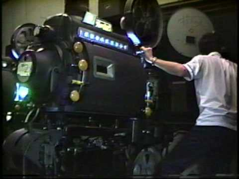 The Last Projector Changeover Strand Theatre Ocean City Nj 9 5 1988 Youtube