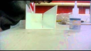 сборка объёмной буквы из пластика часть 3(, 2012-05-20T13:47:10.000Z)