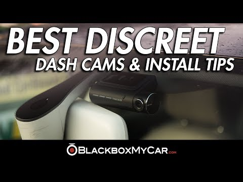 Best Discreet Dash Cams & Install Tips - BlackboxMyCar