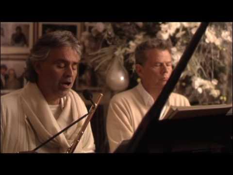 Andrea Bocelli -White Christmas