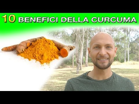 10 Benefici della Curcuma