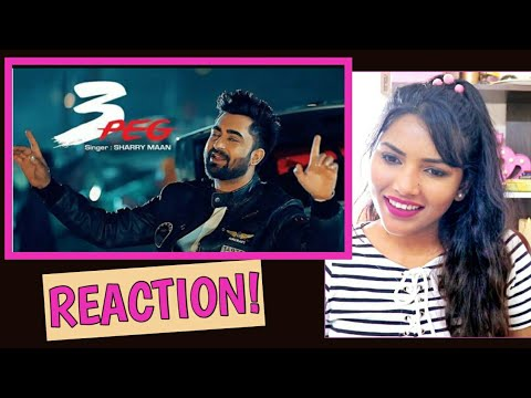 South Indian Reacts to 3PEG   Sharry Mann   Latest Punjabi songs 2019