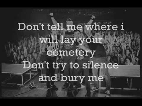 Bullet For My Valentine - Dignity lyrics