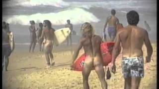 Sonny Miller Films nude surf in france.m4v