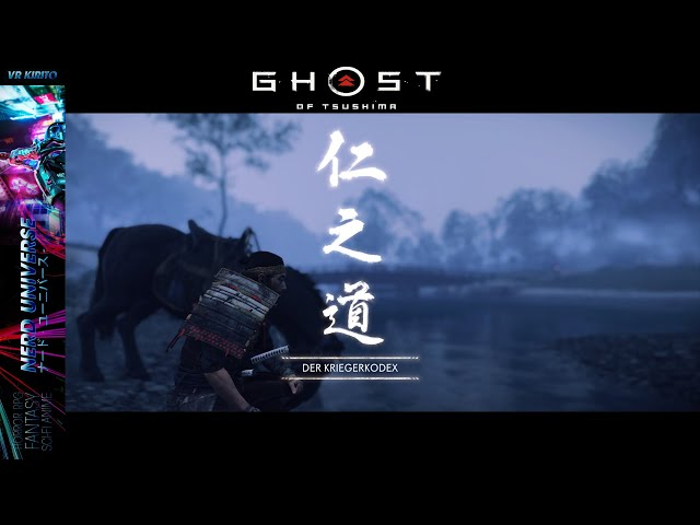 Ghost Of Tsushima #4 Erkundung, Füchse und Talismane ☯ Gameplay & Story ☯ 1440p [Deutsch] Livestream
