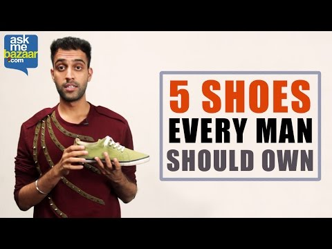 6 Must Haves Every Man Should Own