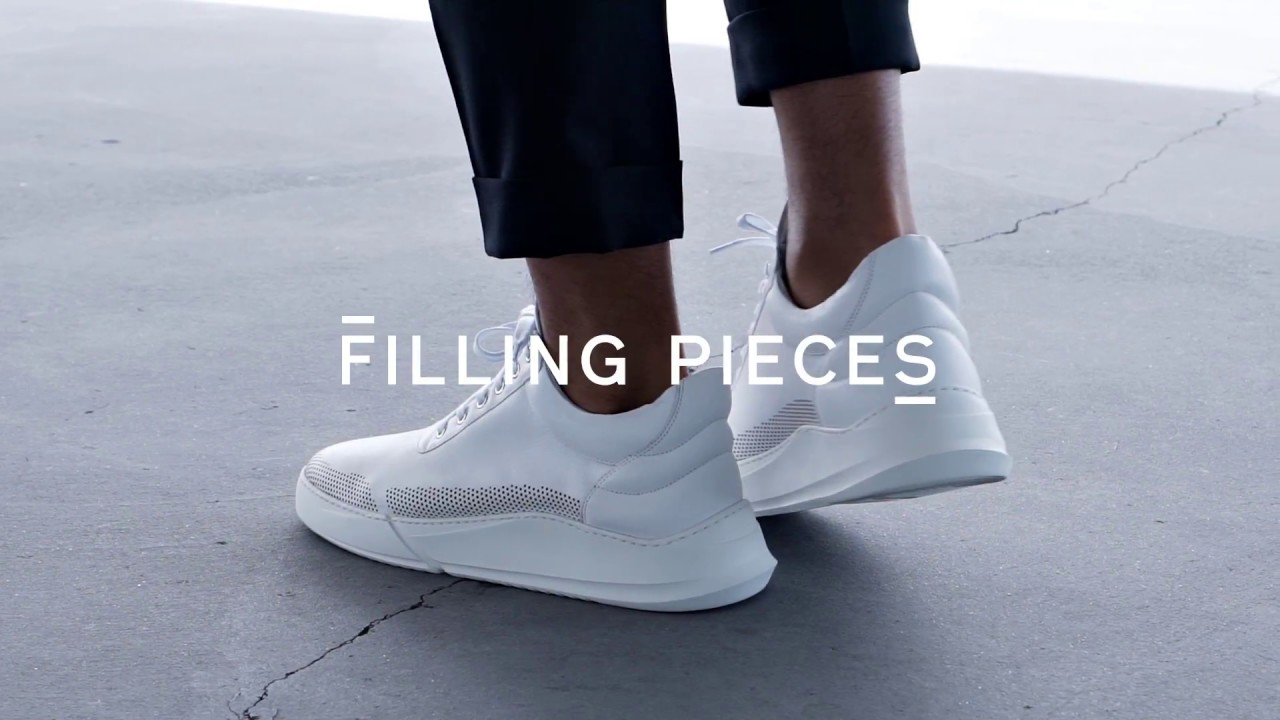 Sneaker Introducing Opoera Filling The Pieces Top Low Split mN80nw