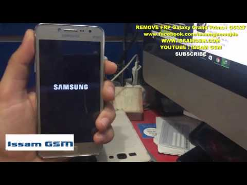 Galaxy Grand Prime+ SM-G532F And G532G And G532M Remove FRP Easy Way New Security 6.0.1