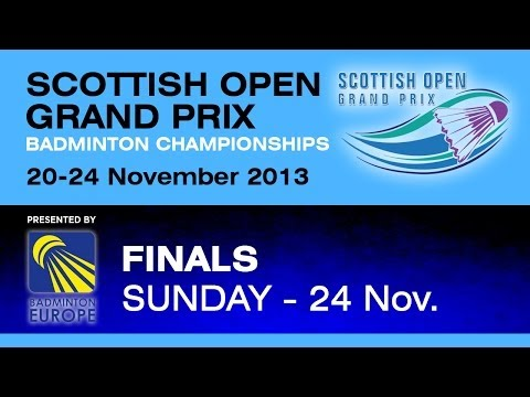 F - XD - C. Langridge/H. Olver vs R. Blair/I. Bankier - 2013 Scottish Open Grand Prix