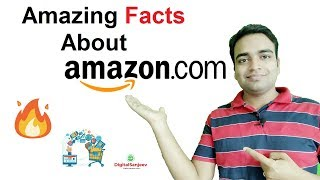 Amazing Facts About Amazon | Amazon Success Story | Jeff Bezos
