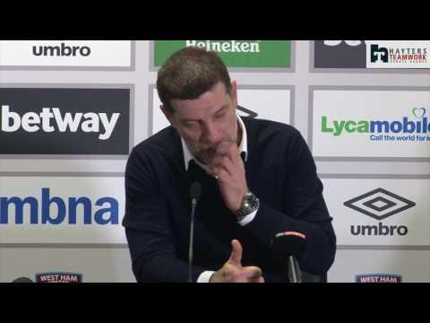 Bilic: Focus on Carroll for f**k sake!