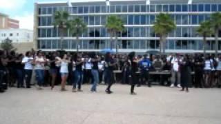 UCF Omega Psi Phi and UCF Delta Sigma Theta