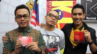 Asfan interview with DJ Sonic & DJ Nazrie KLFM