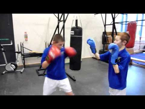 Boxing Lessons -