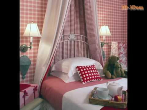 Дизайн спальни для девочки.mp4