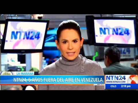 Download NTN24 cumple seis años desde que Maduro sacó su señal de Venezuela