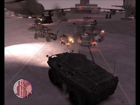 Gta Iv Apc Tank