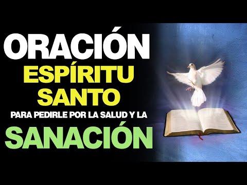 🙏 Oración al Espíritu Santo PARA PEDIR POR LA SALUD Y LA SANACIÓN 🙇