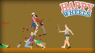 A MAIOR LOUCURA DO HAPPY WHEELS! - HAPPY WHEELS