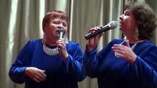 Фрагмент концерта к Дню пожилых людей 2014 г. пос.Гатка