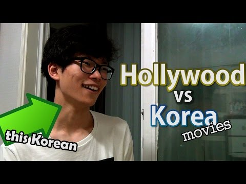 Korean Movies vs Hollywood Movies