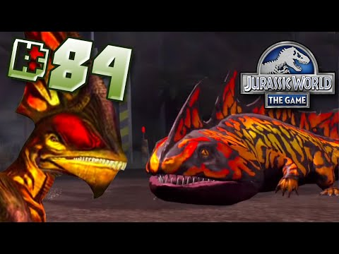 Tapejara VS Koolaid!    Jurassic World - The Game - Ep 84 HD