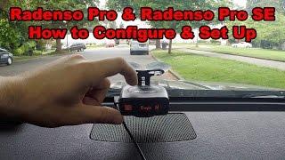 Radenso Pro & Radenso Pro SE: How to Set Up & Configure Mp3