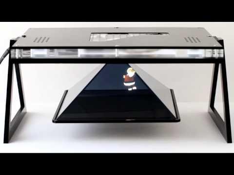Hologram Technology - Holho 2013 Full Play
