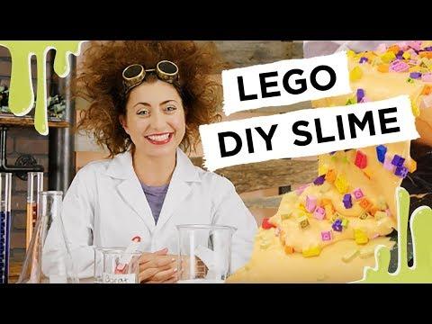 DIY LEGO Halloween Slime  - REBRICKULOUS thumbnail