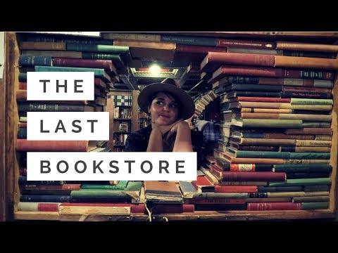 The Last Bookstore || ¿Qué hacer en Los Ángeles, California?