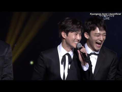 [ENG] 171115 AAA EXO Popularity Award