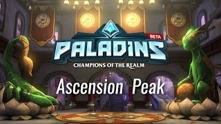 Paladins - New Map - Ascension Peak
