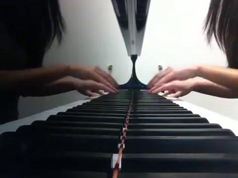 不可說(霍建華、趙麗穎)《花千骨》主題曲 鋼琴獨奏-DaCapo Cover