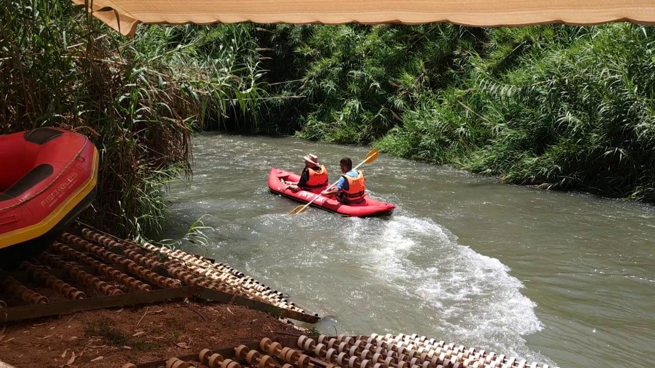 נסיעת מבחן: לנדקרוזר בנהר הירדן