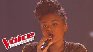 Imane - «Quelque chose de Tenessee» (Johnny Hallyday) | The Voice France 2017 | Live