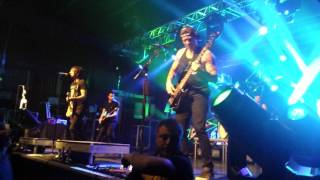 All Time Low- Somewhere In Neverland Live Sheffield 24/3/17