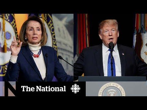 Trump cancels Nancy Pelosi's 'seven-day excursion,' citing shutdown