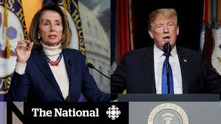 Trump cancels Nancy Pelosi's 'seven-day excursion,' citing shutdown